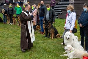 Pasaulinė gyvūnų globos diena 2020