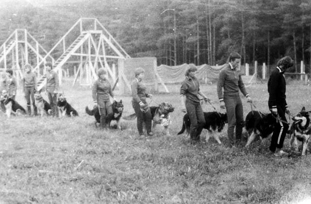 Kinologijos pradžia Lietuvoje